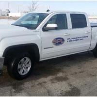 SPL Pumps & Motors Company Service Truck