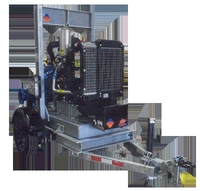 primax trailer mounted pump barrie ontario