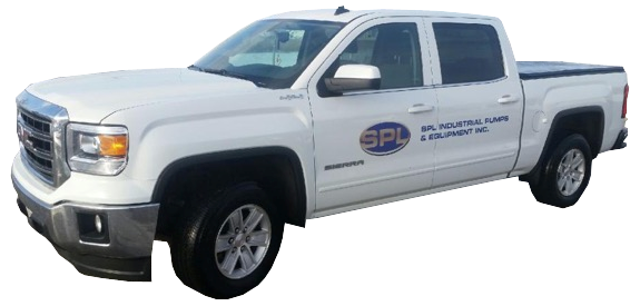spl pumps barrie service truck